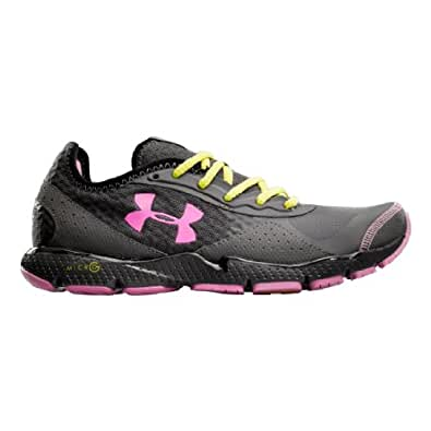 Under Armour Women's UA FTHR Shield Running Shoe 6.5 Charcoal