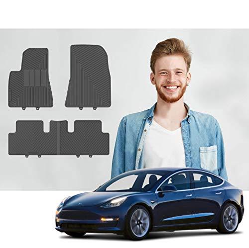 Road Comforts Tesla Model