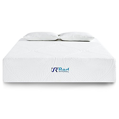 Sunrising Bedding 12 inch Full Memory Foam Mattress Sleep on Cloud & Supportive With CertiPUR-US Certified - Ultra-Luxury & Affordable - No Gimmicks, No overpay - 120 Day Free Return