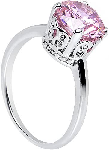 Pink Pretty Princess Ring