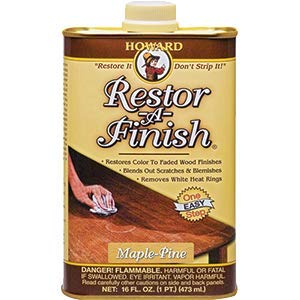 Howard Products Howard RF2016 16 oz. Maple-Pine Restor-A-Finish - 6ct. Case