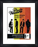PAOLO NUTINI These Streets - Custom Framed Original Ad - Framed Music Poster/Print