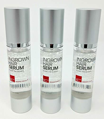 Ingrown Hair Serum Pack of 3 European Wax Center