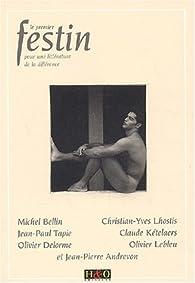 Le Premier festin par Christian-Yves Lhostis
