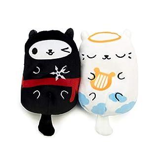 Cats vs Pickles Series 1: Ninja Kitty and Angeli-Cat 2-Pack