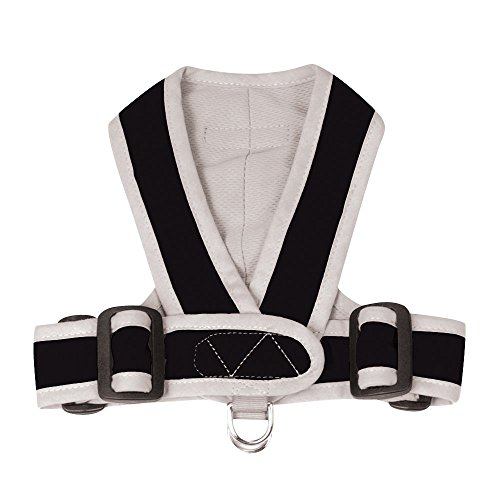Precision Fit Harness - Black - XX-Small - From the Inven...