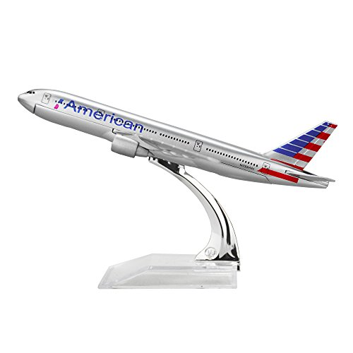 The New American Airlines Boeing 777 Alloy Metal Model Aircraft Child Birthday Gift Plane Models chiristmas Gift