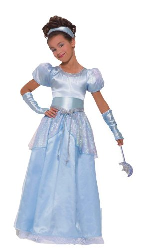 Forum Novelties Children's Cinderella Costume, Large