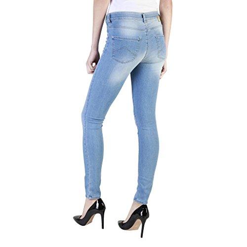 Carrera Donna Jeans Blu Medium Blue AA7ZnqaF
