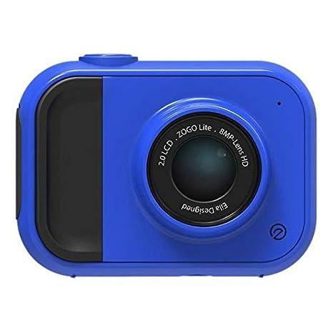 IENPAJNEPQN Los niños HD cámara réflex Digital portátil cámara de ...