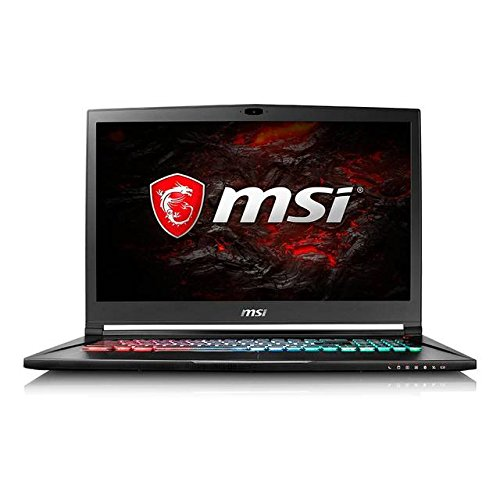 MSI G series GP72401 17.3″ Traditional Laptop