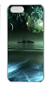 Mysterious Star pragmatic PC Transparent For Iphone 6 Phone Case Cover - Lake