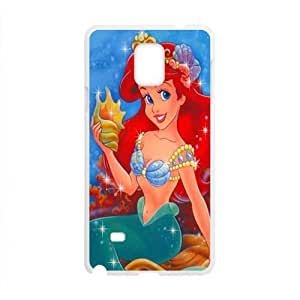 The little mermaid Case Cover For samsung galaxy Note4 Case