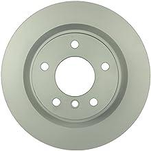 Bosch 15010124 QuietCast Premium Disc Brake Rotor For BMW: 2006-10 130i, 2006 325i, 2007-13 328i, Rear