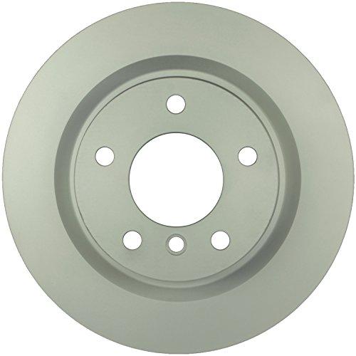 (Bosch 15010124 QuietCast Premium Disc Brake Rotor For BMW: 2006-10 130i, 2006 325i, 2007-13 328i, Rear)