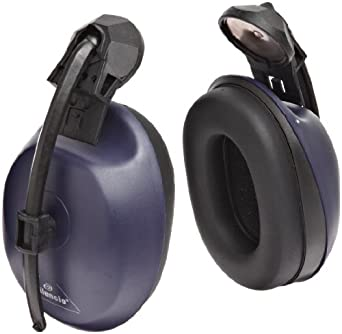 Jackson Safety 16810 Capmate Earmuffs NRR 22 for Safe 2 Protection System