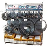 Small Hose Clamp Display Racks (1 per pack)