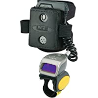 Honeywell 8651110RINGSCR 8650 1D Laser Ring Scanner Kit, Bluetooth Module, Battery, Large and Small Hand Wrist Strap