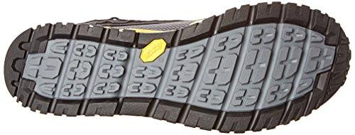 SALEWA Ms Speed Ascent Gtx - Botas de senderismo Hombre Negro / Amarillo   (Black / Yellow 0903)