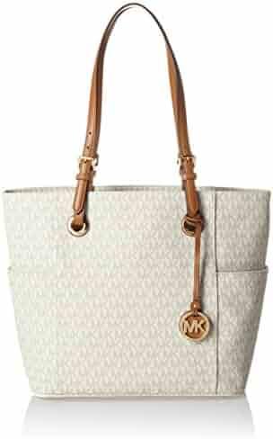 Michael Kors Women's Jet Set Travel Small Logo Tote Bag