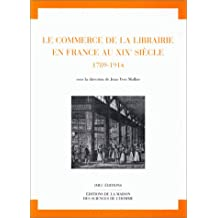 Commerce de la librairie en France au XIXe siècle, 1789-1914