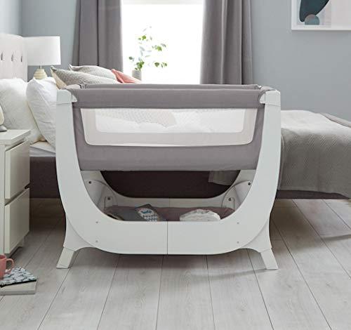 shnuggle shn-air-bcdg cuna de beb/é cosleeping Convertible en Cama