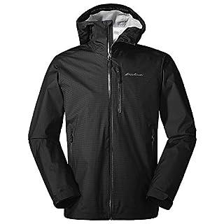 Eddie Bauer Men's BC Alpine Lite Jacket, Black Regular M