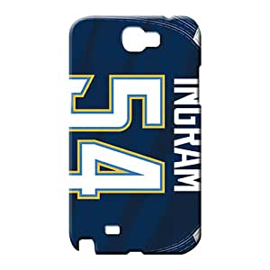 samsung note 2 Hybrid PC style mobile phone shells san diego chargers nfl football