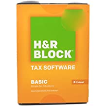 2014 H&R Block Tax BasicPremium Federal Simple Tax Situations