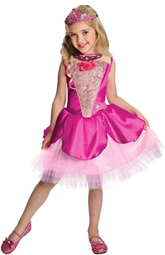 Barbie in The Pink Shoes Deluxe Kristyn Costume, Toddler (Barbie Costumes For Toddlers)