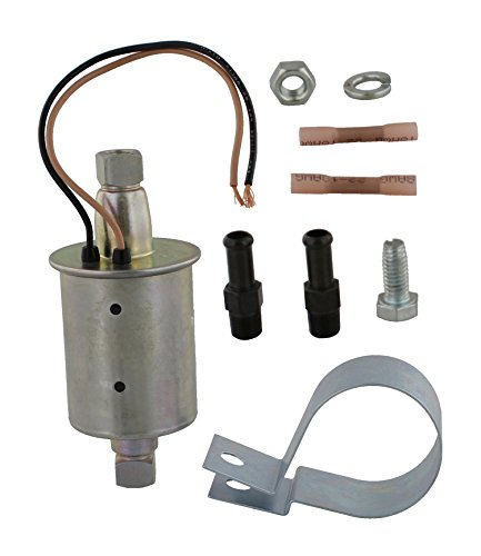 - Airtex E8337 Universal Solid State Electric Fuel Pump for Marine Applications