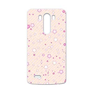 Cosy pink little stars Phone Case for LG G3