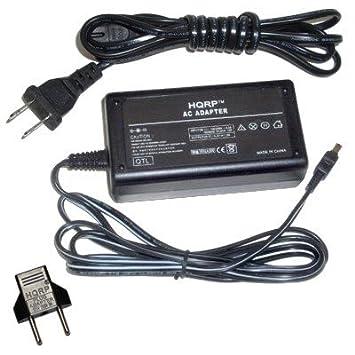 amazon com hqrp ac adapter power supply compatible with sony rh amazon com Sony Cyber-shot DSC- TX30 Sony Cyber-shot DSC- TX30