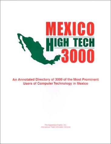 Download Mexico High Tech 3000 pdf
