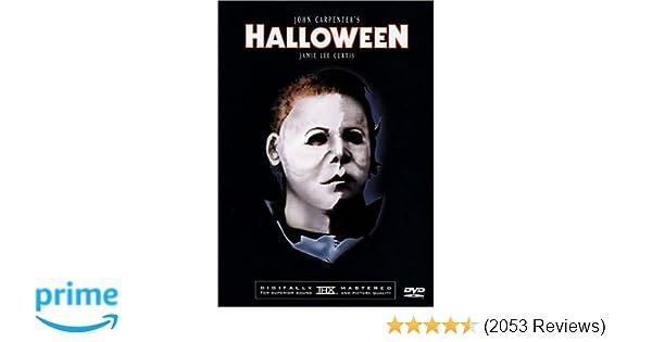 Amazon com: Halloween: Donald Pleasence, Jamie Lee Curtis