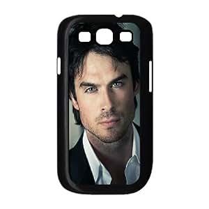 Ian Somerhalder Samsung Galaxy S3 9300 Cell Phone Case Black aoxn