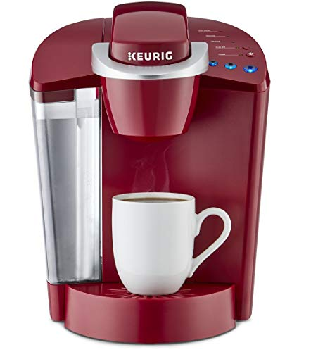 Keurig K55/K-Classic Coffee Maker, K-Cup Pod, Single Serve, Programmable, Rhubarb (Certified Refurbished)