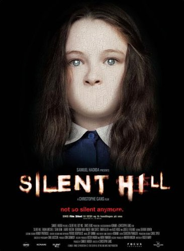Link to Catalogue record for Silent Hill dvd