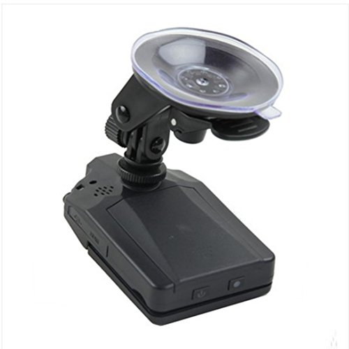 IEason Windshield Mini Suction Cup Mount Holder for Car Digital Video Recorder Camera (black)