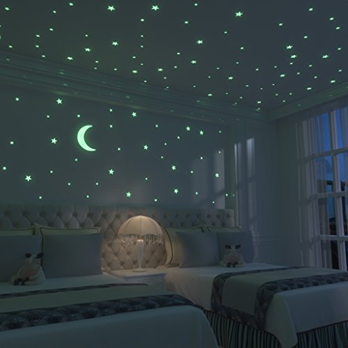 Stars bedroom decor