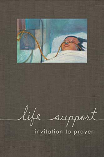 Life Support: Invitation to Prayer (Graphic Medicine)