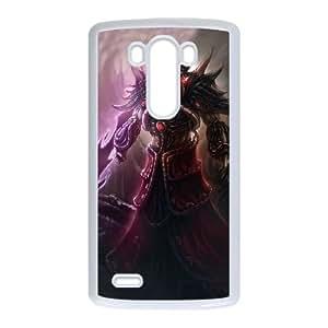 Kassadin LG G3 Cell Phone Case White JN77472C