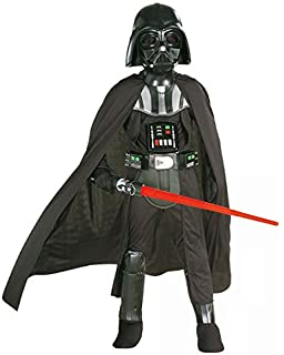 Rubies Kids Deluxe Darth Vader Star Wars Costume