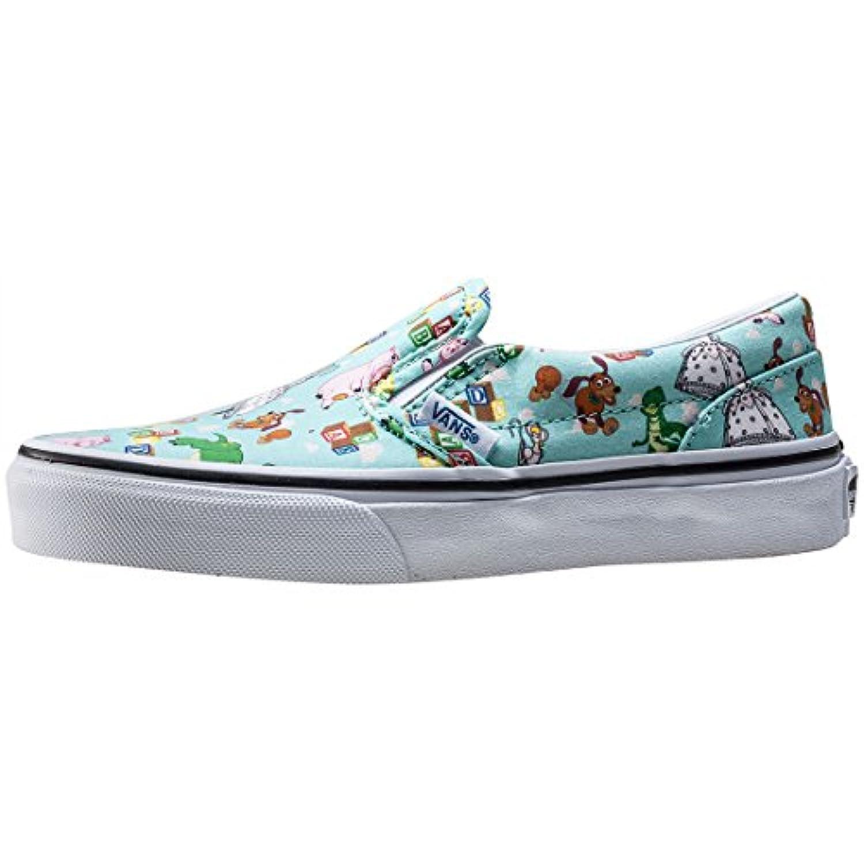 Vans Unisex Kids' Slip-On Low-Top Sneakers, Multicolor (Toy Story), 1 UK