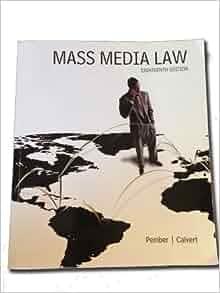 MASS MEDIA LAW PEMBER PDF DOWNLOAD