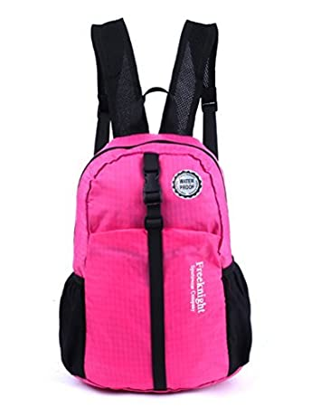 Amazon.com : Freeknight Packable práctico Ligera 20 / 30L viaje Mochila Mochila Impermeable Resistente : Sports & Outdoors