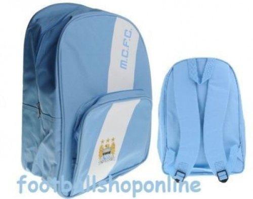 Manchester City Rucksack 38x28x18cm Fanartikel