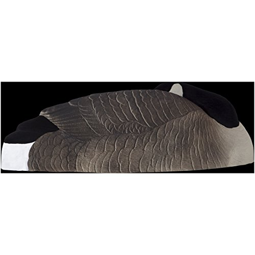 tanglefree-pro-series-6-pc-canada-goose-flocked-sleeper-shell-decoy-set