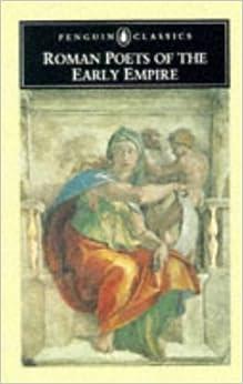 Roman Poets of the Early Empire (Classics)
