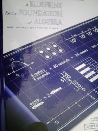 A Blueprint for the Foundation of Algebra - Volume 1 - TEACHER'S EDITION (MIND's Institute Algebra R -  Ph.D. Matthew Peterson, Hardcover